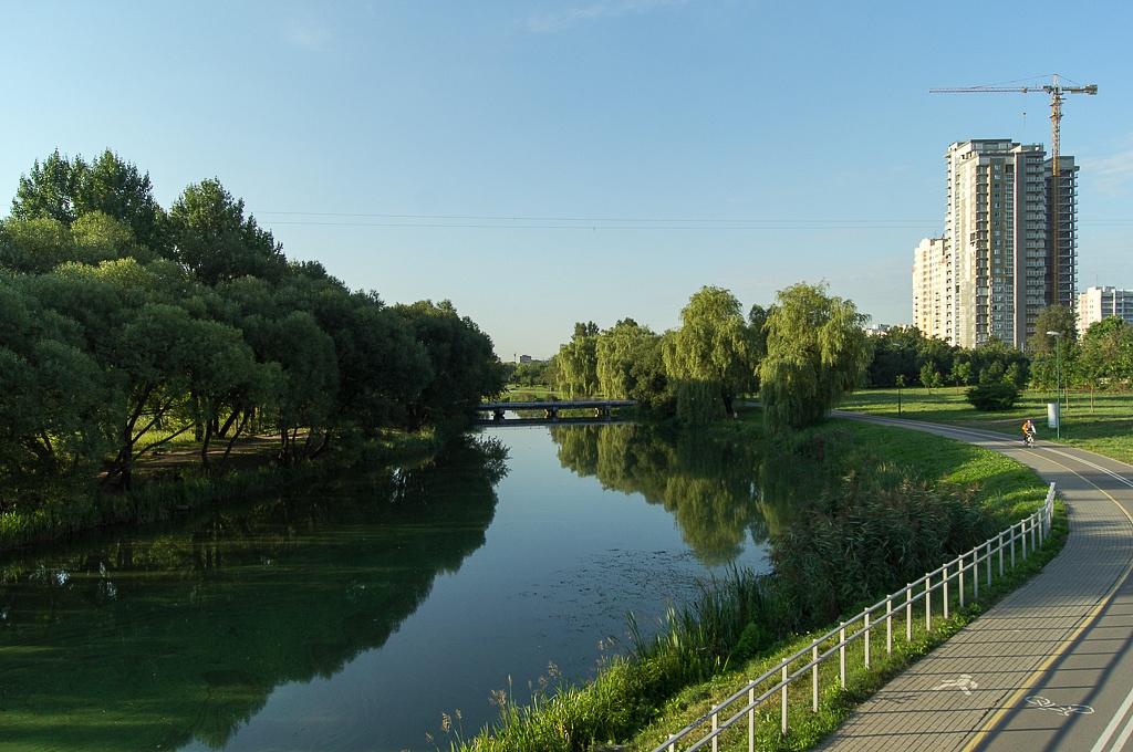 Минск, Аранская